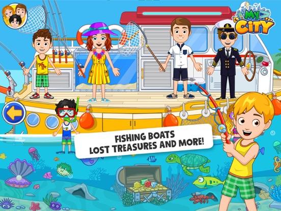 My City : Boat Adventures screenshot 9