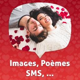 Images et sms d'amour