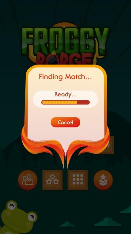 Froggy dodge: avoid the bombs! screenshot-3