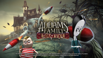 Download Addams Family Mystery Mansion for Android