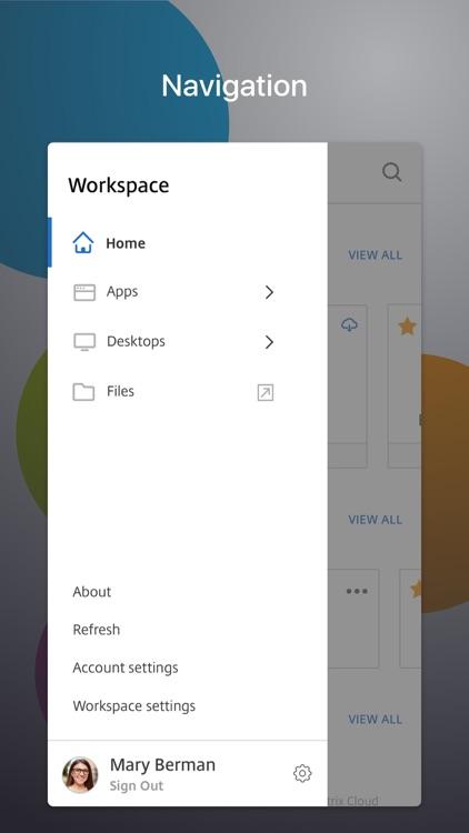 Citrix Workspace screenshot-4