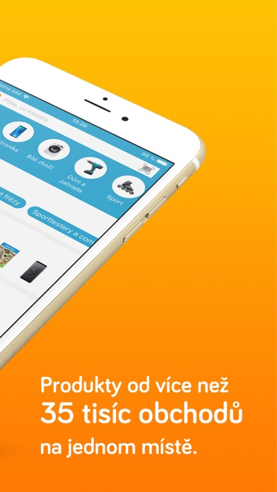 Heureka - váš nákupní rádce screenshot two