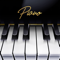 App Icon for Piano - simply game keyboard App in Denmark IOS App Store