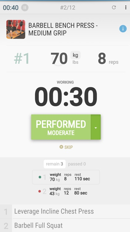 AtletIQ — mobile trainer screenshot-3