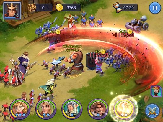 Final Heroes screenshot 10