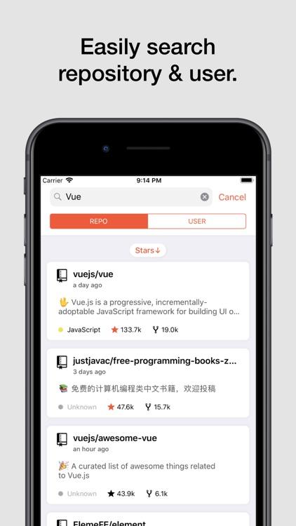 Coderx for GitHub screenshot-6
