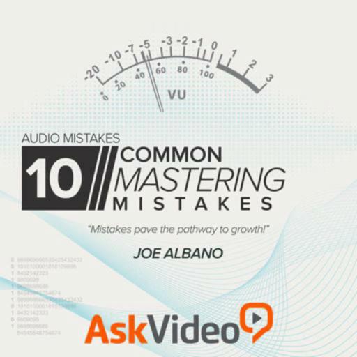 Mastering Mistakes By AV 104