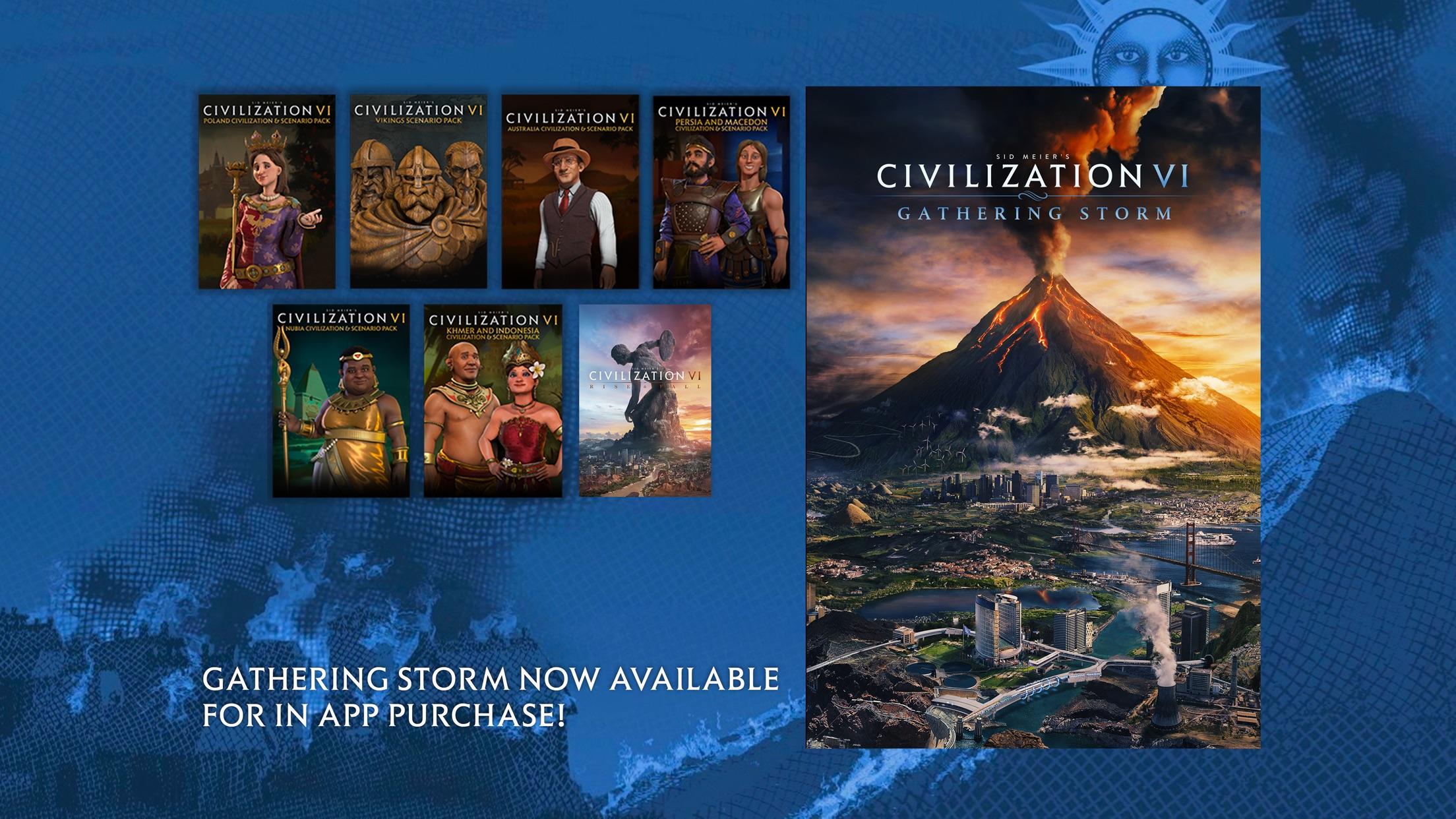 Screenshot do app Sid Meier's Civilization® VI