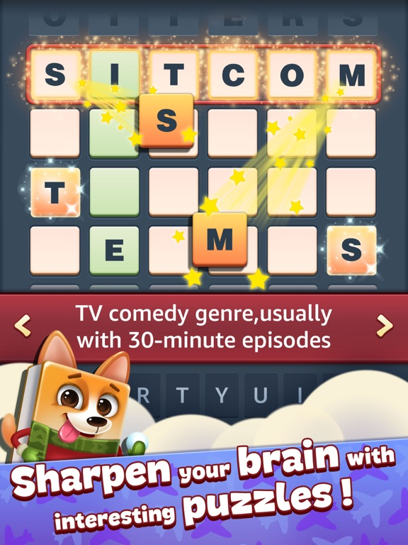 Word Craze - Crossword Puzzle screenshot 9