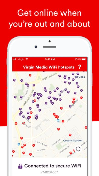 Virgin Media Connect screenshot three