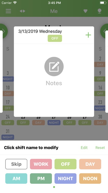 ShiftCal - Shift Calendar screenshot-7