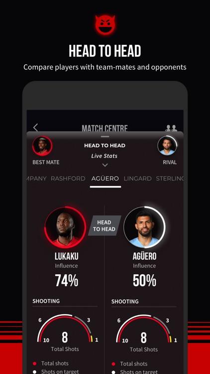 Manchester United Official App screenshot-7