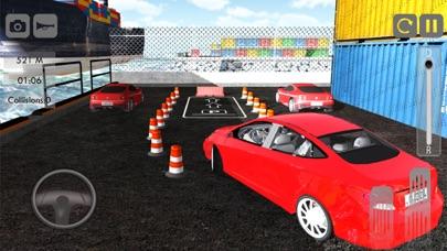 駐車場運転スクールシミュレータのおすすめ画像1