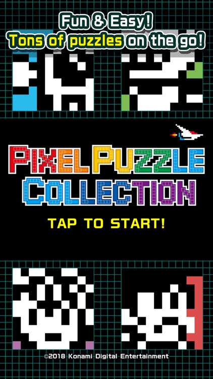 PIXEL PUZZLE COLLECTION screenshot-4
