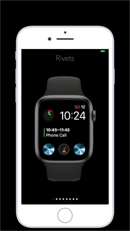 Rivets - rugged watch faces screenshot-5