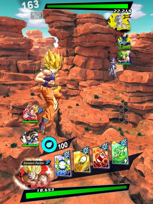 DRAGON BALL LEGENDS on the App Store