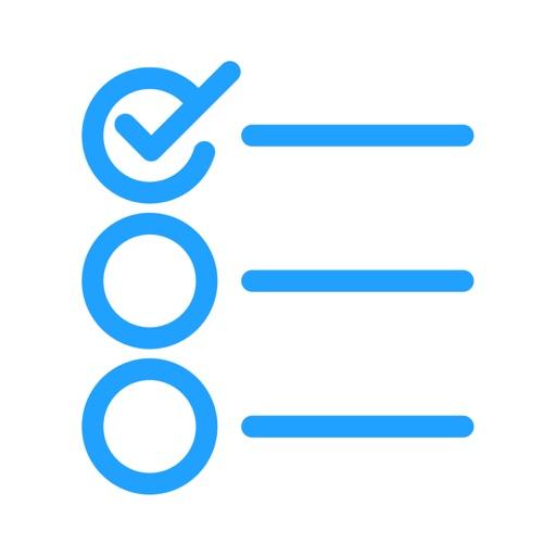 Checklists - todo items list icon