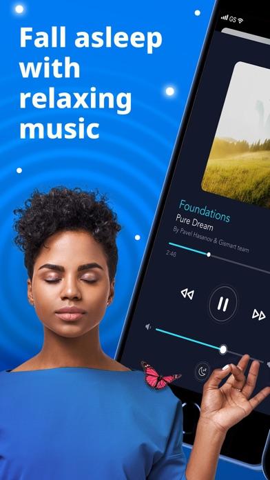 Music Zen - Relaxing Sounds screenshot one