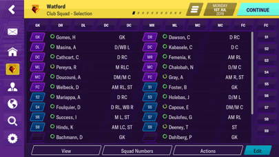 Football Manager 2020 Mobile screenshot #3