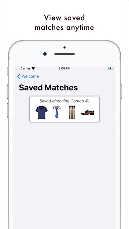 The Clothes Matcher screenshot-6