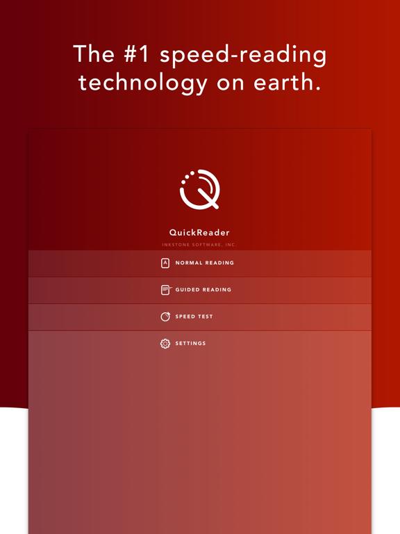 QuickReader - Speed Readingのおすすめ画像1