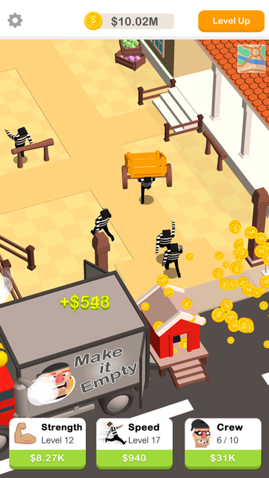 Idle Robbery screenshot 2