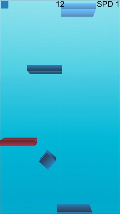 Geometry Falldown