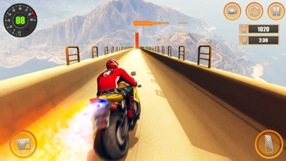 極端 自転車 スタント シミュレータ - オートバイ ゲームのおすすめ画像5