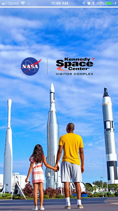 Kennedy Space Center Guide screenshot one