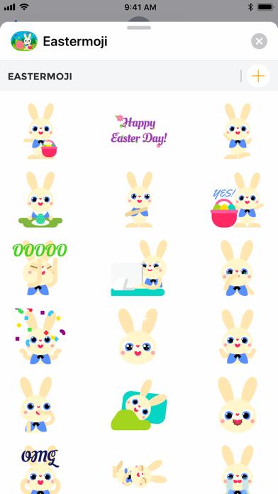Eastermoji screenshot three