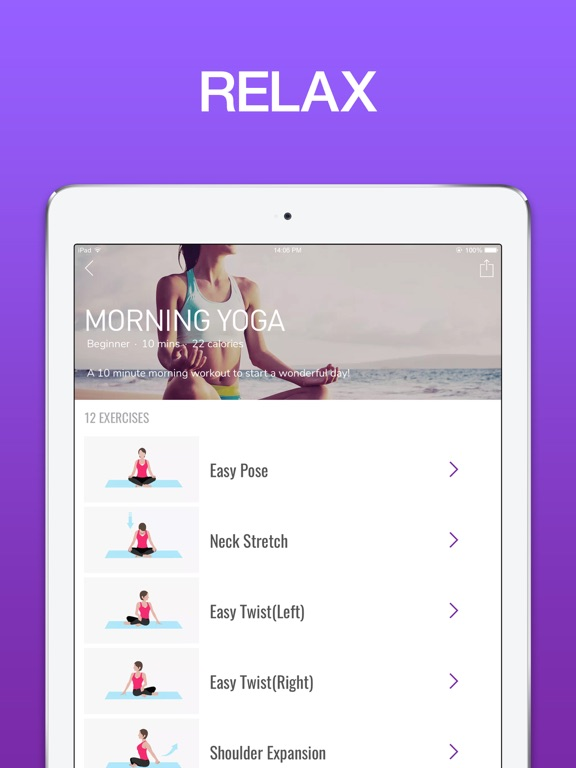 Yoga for Beginners | Mind+Body screenshot