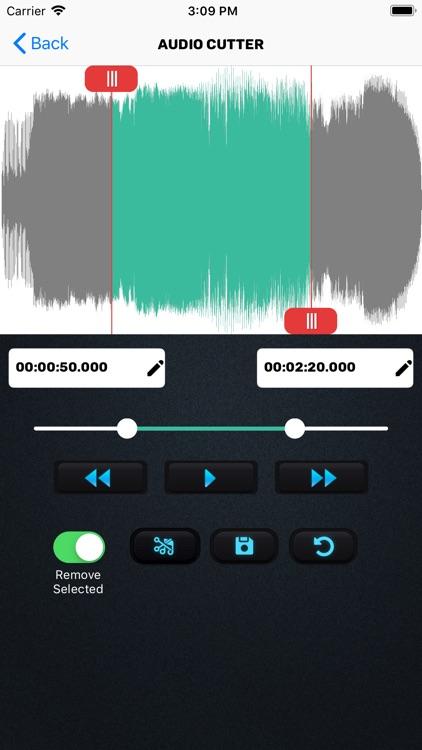 Audio Cutter Audio Converter