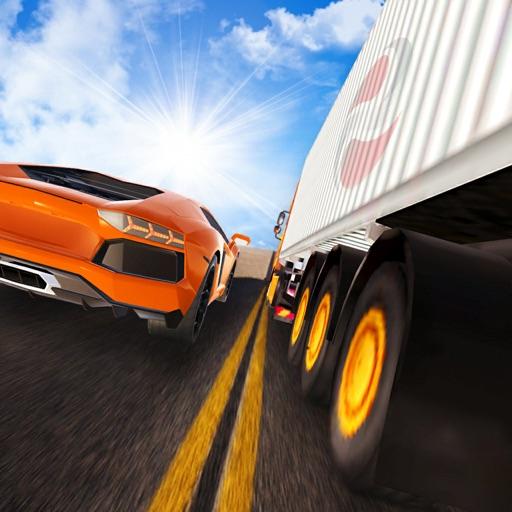 Racing Highway Extreme Traffic iOS App