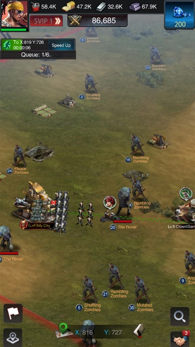 Last Empire – War Z: Strategy free Diamonds hack