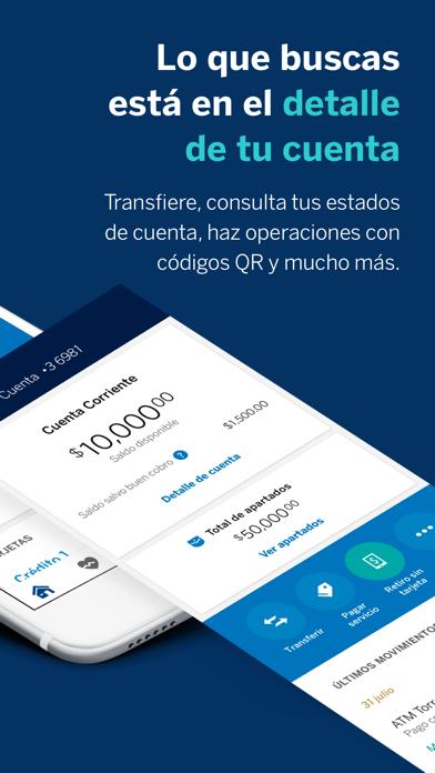 Screenshot #2 pour BBVA México (Bancomer Móvil)