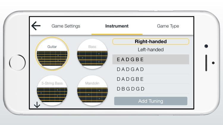 Fret Trainer - Learn Fretboard screenshot-3