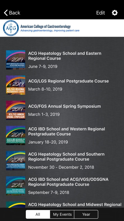 ACG Mobile by American College of Gastroenterology