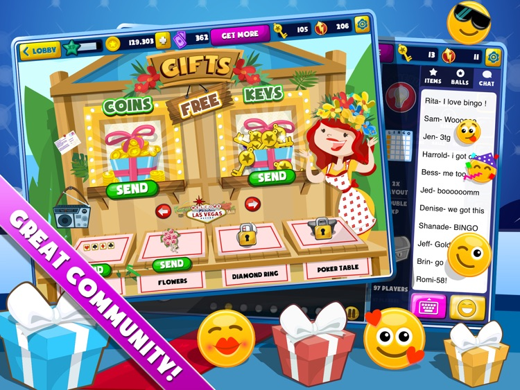 Bingo Lane HD screenshot-3
