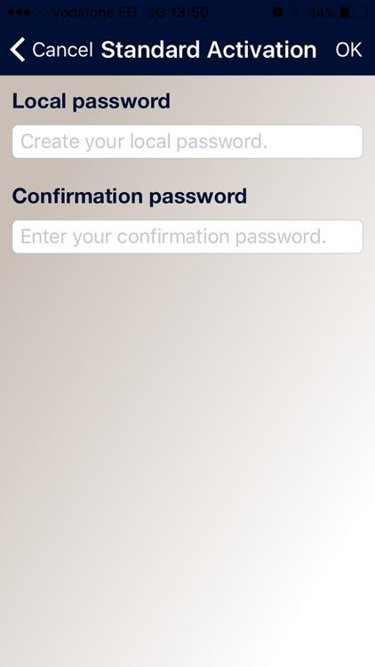 QNB ALAHLI m-Token screenshot-3
