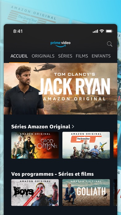 Télécharger Amazon Prime Video pour Pc
