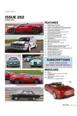 Screenshot of Auto Italia