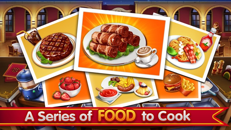 Cooking City - Chef's Game screenshot-5