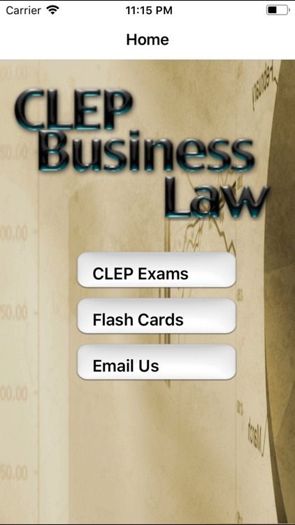 CLEP Business Law Prep 2020