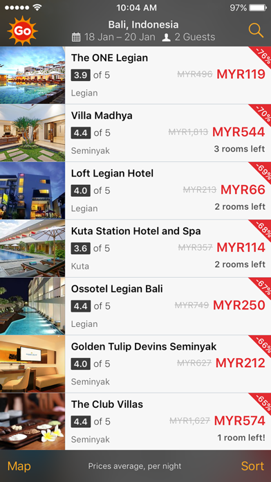 Download AirAsiaGo for Android