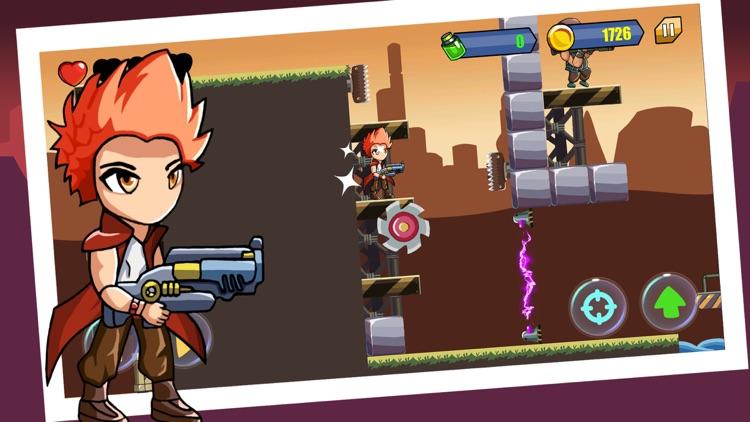 Metal Heroes - shooting games