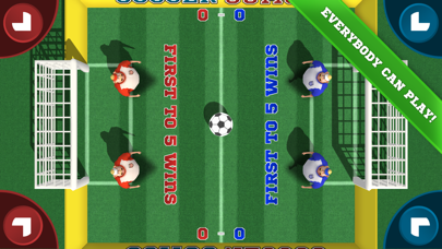 Soccer Sumos - party game! screenshot four