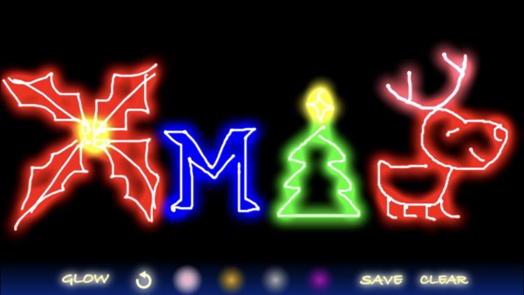 Glow Doodle screenshot-7