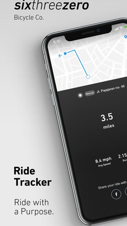 Riding Tracker