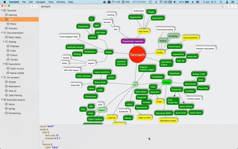 Tenniarb скриншот программы 1