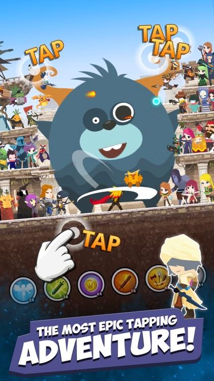 Tap Titans 2-Heroes Adventure screenshot-0